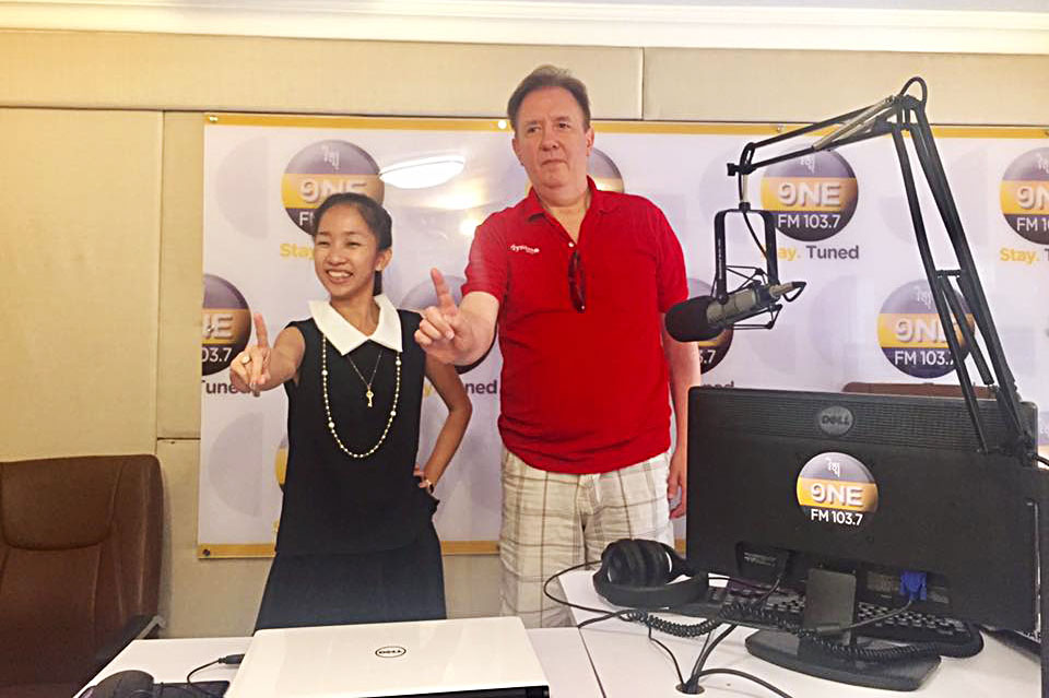 CEO Lim Houng on Business Dialogue with One Radio Program